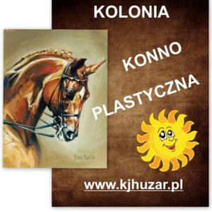 kolonia konno plastyczna, kolonia konie, wakacje z końmi, jazda konna latem, obóz jeździecki, sztuka i konie w dobrym tonie