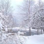 Zima w KJ Huzar