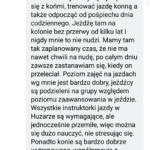 opinie nt obozów jeździeckich kjhuzar.pl