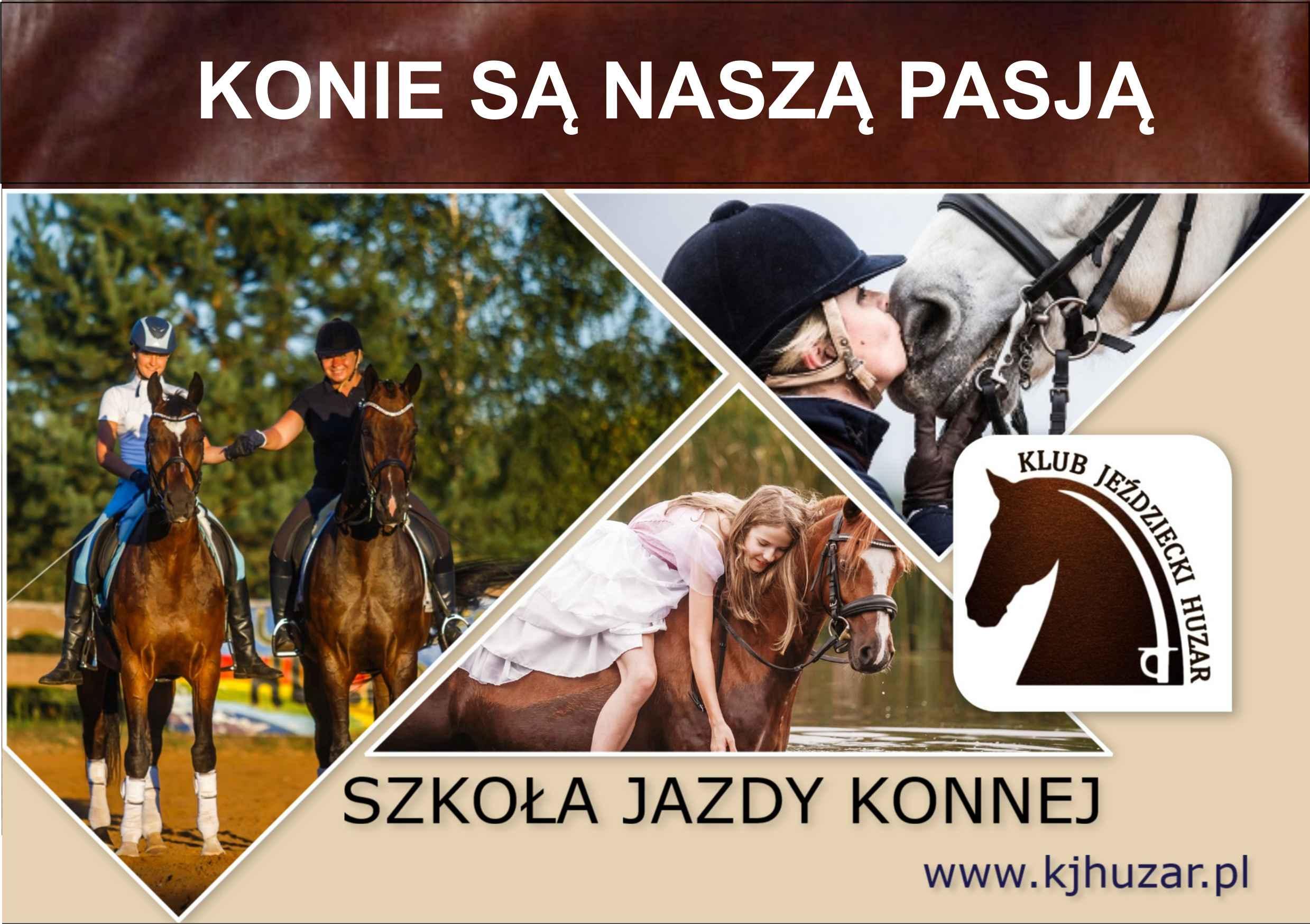 szkoła jazdy konnej